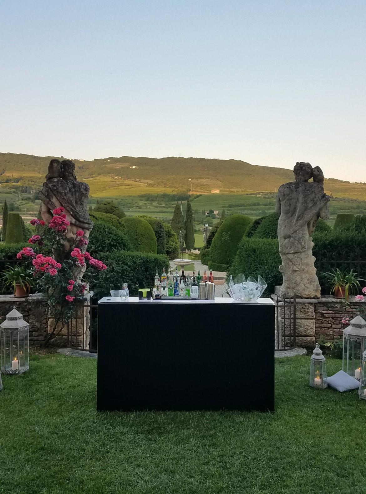 Matrimonio diurno villa Averdi - Grezzano