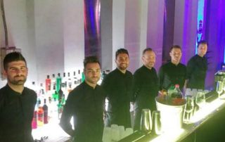 Servizio Barman Professionisti bar catering Bergamo Spazio Fase - Tuxedo Bar Catering , cocktail per i tuoi eventi open bar Bergamo